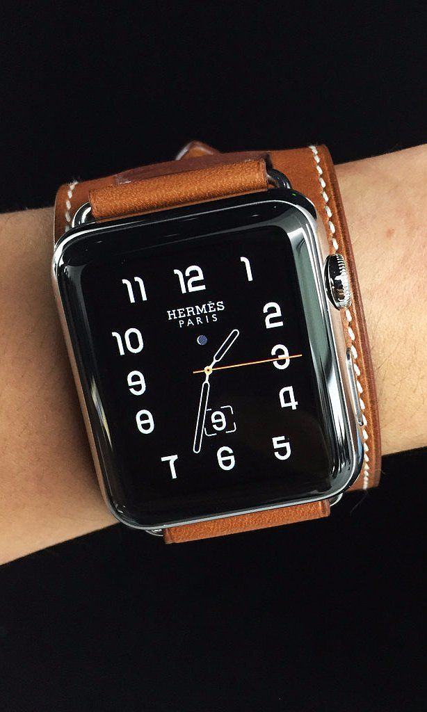 Here's How Much That Hermès Apple Watch Actually Costs