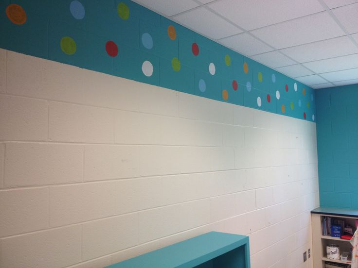 My classroom renovations Best paint to use on walls