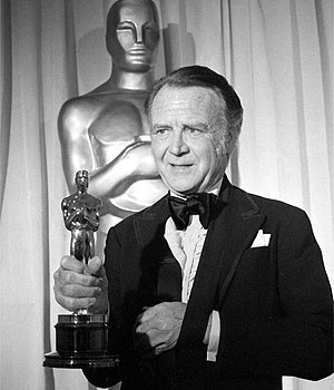 "John Mills - Best Supporting Actor Oscar for ""Ryan's Daughter"" 1970"