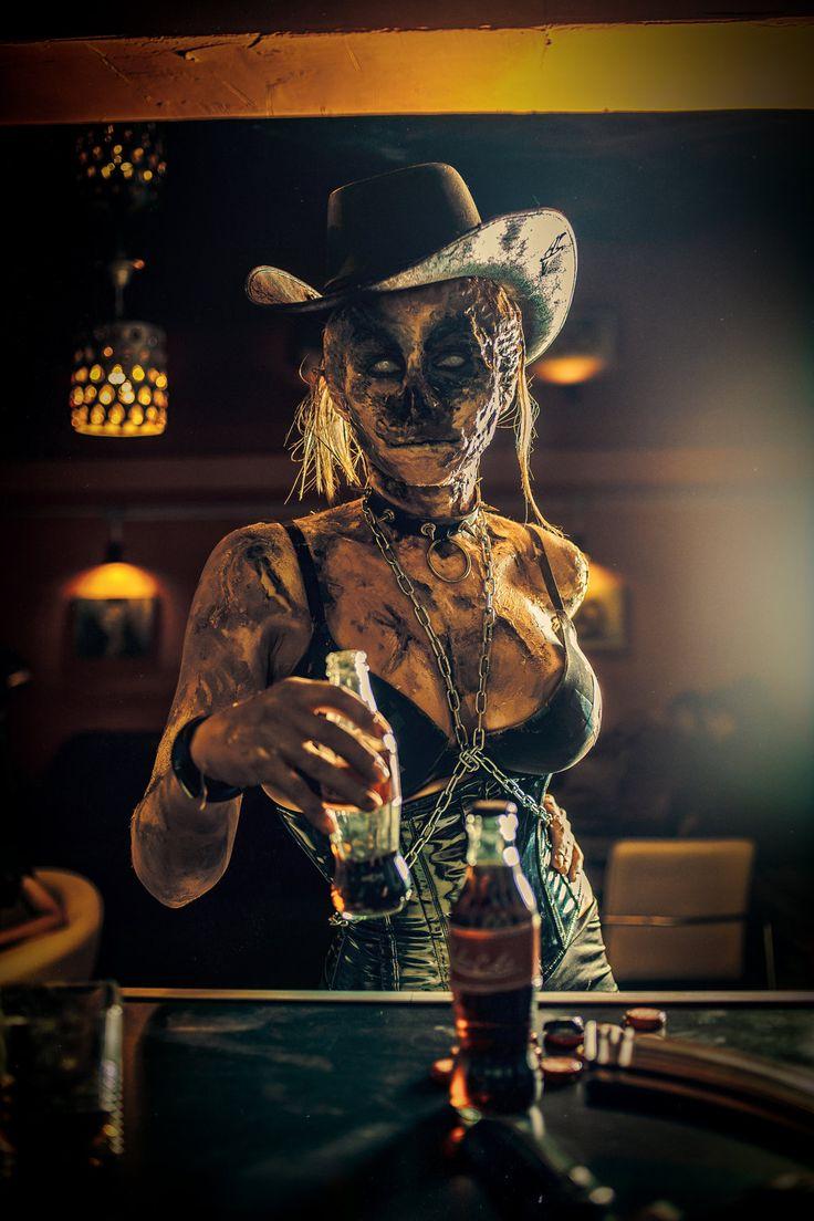 Fallout New Vegas - Beatrix Russell Cosplay by elenasamko.deviantart.com on @DeviantArt