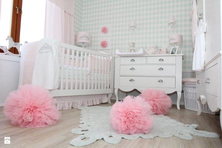 Meble Linii Royal - Pokój dziecka - Styl Glamour - Studio Caramella