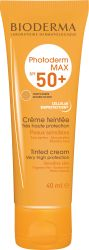 Bioderma Photoderm Max Tinted Cream SPF 50  - Golden Colour