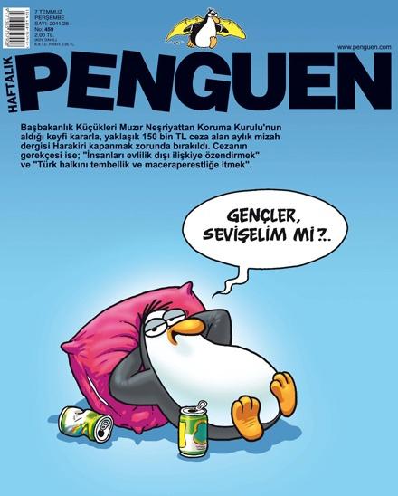 #caricature #cartoon #penguen #karikatür