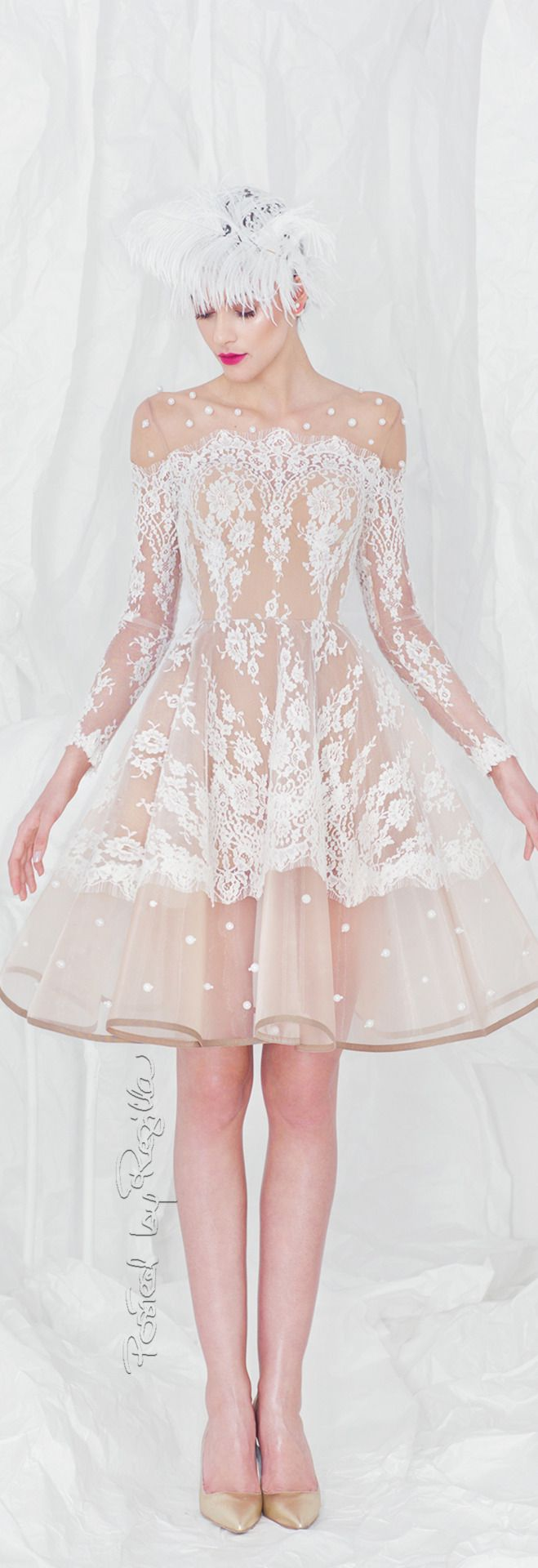 Great Fashion all the Time ! — Cristina Savulescu Spring/Summer 15-16.