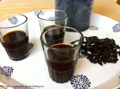 ricetta bimby liquore di liquerizia