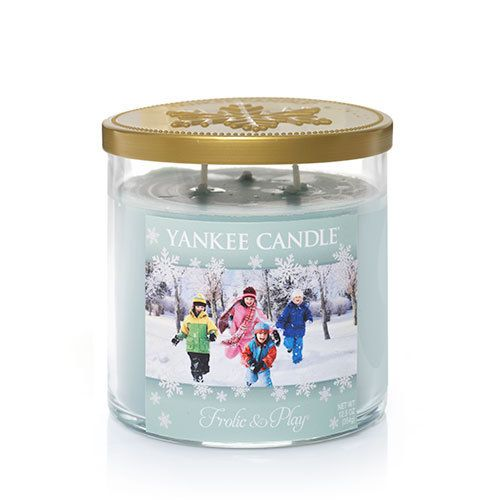 Winter Wonderland© Collection (Frolic and Play©) : Medium 2-Wick Tumbler Candles : Yankee Candle