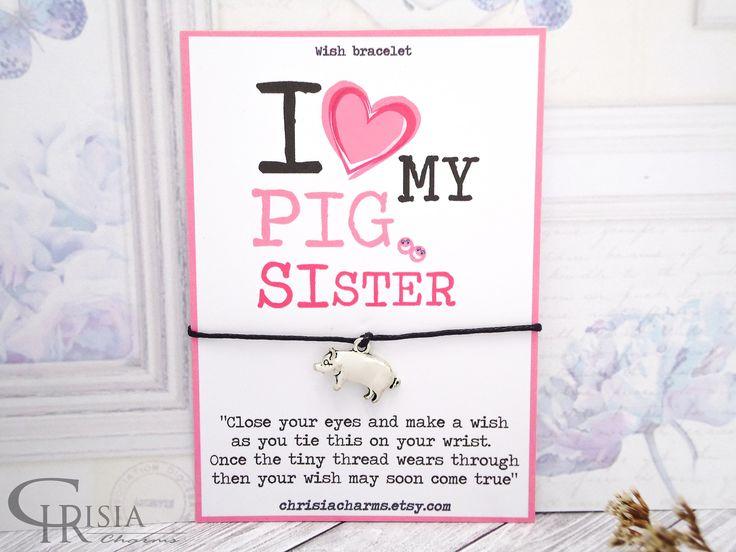 http://etsy.me/2Eltjdy: Sister Wish Bracelet, Wish Bracelet, Sister Bracelet, Charm Bracelet, Friendship Bracelet, Sisters Gift, Gift for Sister, String Bracelet  #chrisiacharms #etsy #bracelets #wishbracelets #sisterbracelet #lovemysister #giftforsister #charmbracelet