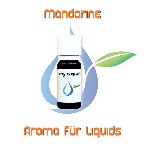 Mandarine Aroma | My-eLiquid E-Zigaretten Shop | München Sendling
