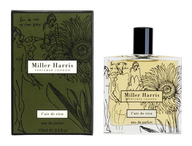 Love my perfume. Beautiful for all seasons. Miller Harris Fragrance - L'air de rien eau de parfum. Inspired by Jane Birkin.