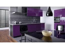 kuchnia fioletowo szara - Google Search