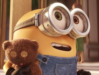 Teddy Bear Buddy   Minions Movie   In Theaters July 10th