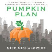 This is the Audible Version of The Pumpkin Plan - After reading an article about a local farmer who had dedicated his life to growing giant pumpkins, Michalowicz realized the same process could apply to growing a business. He tested the Pumpkin Plan on his own company and transformed it into a remarkable, multimillion-dollar industry leader. First he did it for himself. Then for others. And now you.