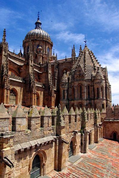 Salamanca Catedral Spain