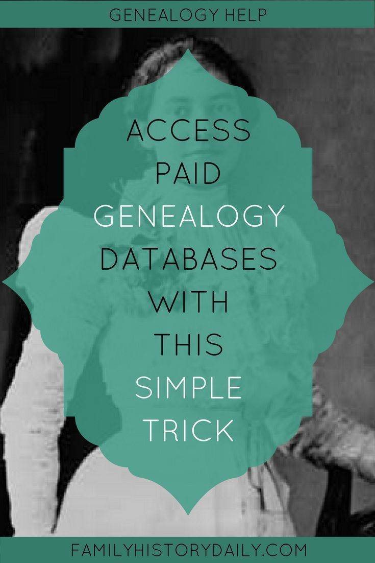 how to access ancestry com through family search