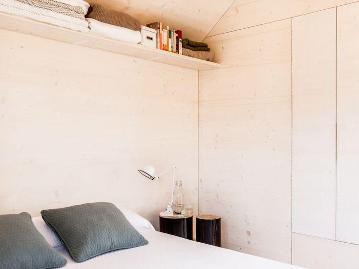 Casa Transportable ÁPH80 Ply bedroom inspiration