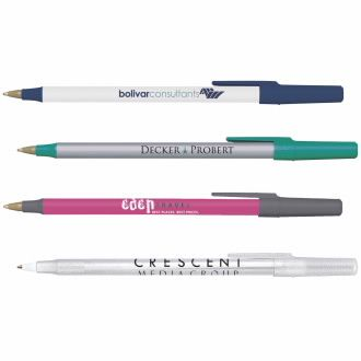 RS - BIC ® Round Stic® The classic hotel pen. #lovemybic #livebicgraphic