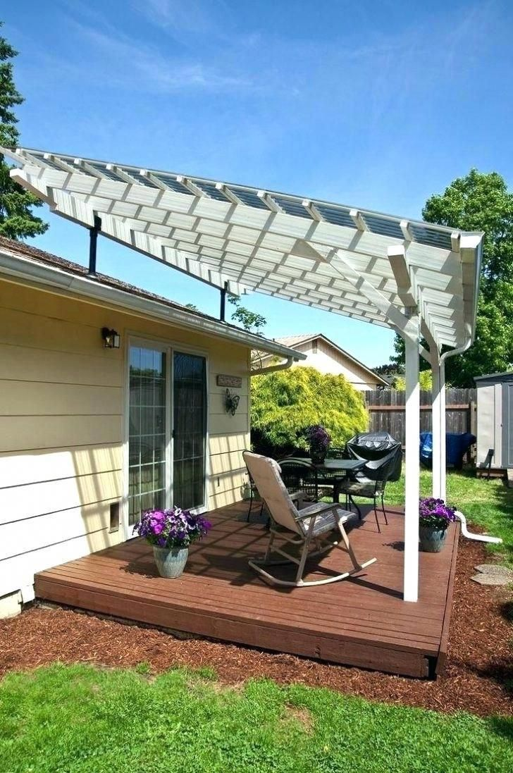 Image Result For Metal Modern Pergola Pergolawithroof How To