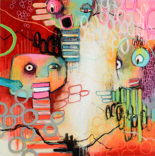 Beautiful painting by Casper Eliasen