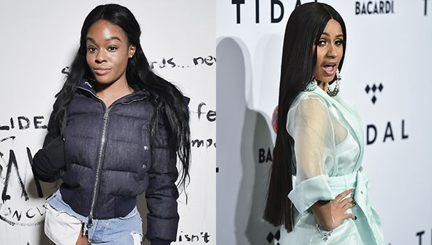 Azealia Banks Mocks Cardi B After Hearing Collab With Migos & Nicki Minaj: She's A 'Crumb' https://tmbw.news/azealia-banks-mocks-cardi-b-after-hearing-collab-with-migos-nicki-minaj-shes-a-crumb  Azealia Banks's war with Cardi B continues! After hearing Cardi's verse on Migos' new track, Azealia seemed to shade her rival's intelligence by suggesting the 'Bodak Yellow' rapper was dissed and didn't even know it!Now, while Azealia Banks , 26, didn't call out Cardi B , 25, by name, her vague…