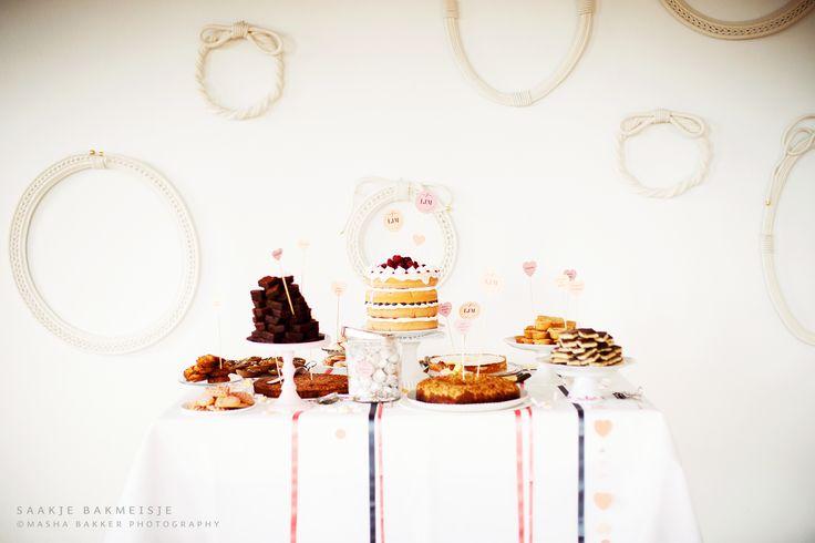 Zoete Tafel | Trouwlala - Alles voor jullie eigen unieke bruiloft