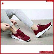 Dfan3288s36 Sepatu Jj30 Sepatu Bordir Wanita Sneakers Murah Slip