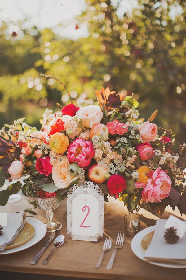 Apple Orchard Wedding - Seriously stunning