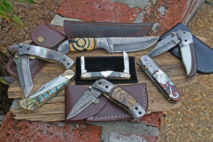 Recently completed handmade and custom knives. Please see my Facebook page Cameron Custom Cutlery and check out knives for sale on Etsy and eBay