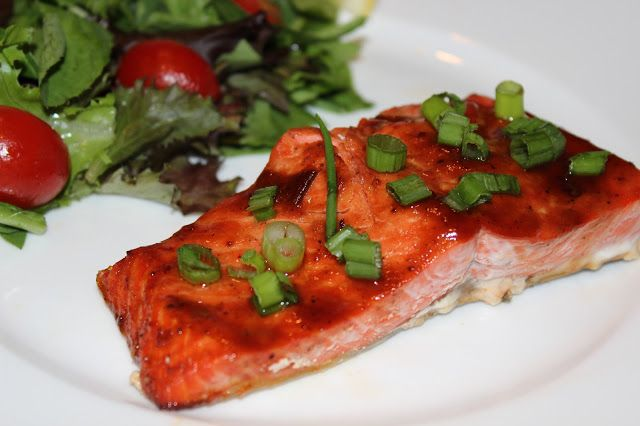 Chipotle Salmon | Kiss the Cook | Pinterest
