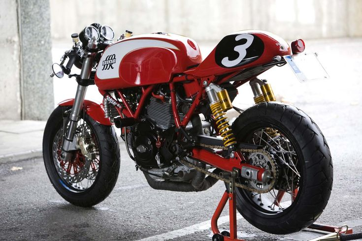 "motographite: DUCATI SPORT CLASSIC 1000 ""CAFE VELOCE"" by Radical Ducati"