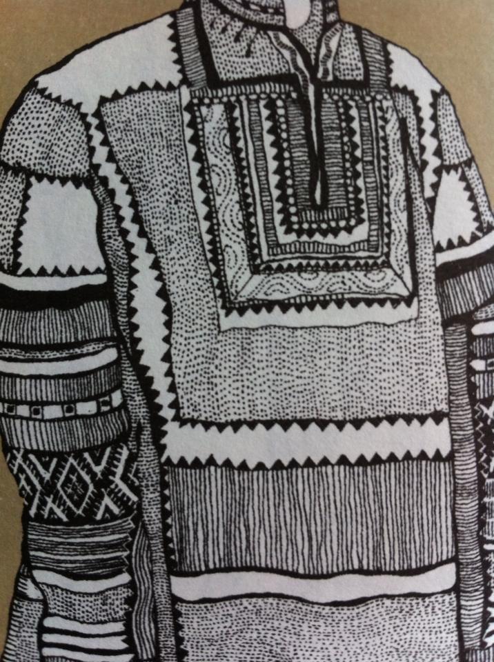 Russian National Wear