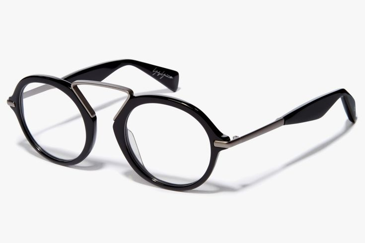 Yohji Yamamoto Optical – Deconstructed & Reconstructed