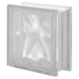 Design It 5-Pack Glass Block (Common: 8-In H X 8-In W X 3-In D; Actual