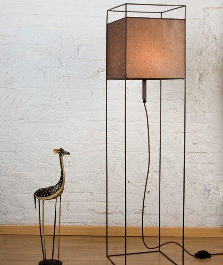 Mejores 25 imgenes de floor lamps en pinterest comprar lamparas y babel p lamp 60w e 27 oxide or silver structure tarraco or chintz lampshade aloadofball Gallery