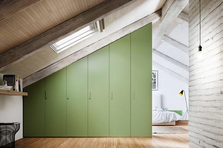 Foto's van een moderne slaapkamer door de-cube | homify
