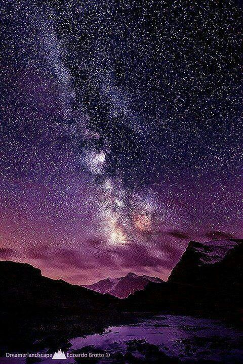 AMAZING VIEW!!!! Stunning #NightSky #stars