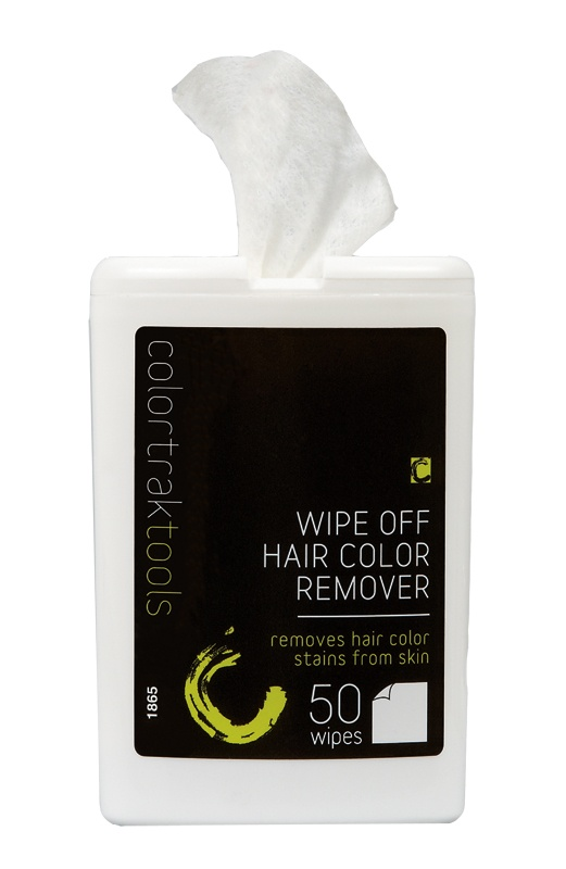 "50ct Dispensing Canister Wipe Off Hair Color Remover (#6023)  *3""x3.5""  *Pre-moistened towelette  *Easily removes hair color stains from skin  *Non-irritating formula with aloeEasily Removal, Hair And Beautiful, Hair Colors Removal, Colors Stained, Canisters Wipes, Removal Wipes, Removal Hair, Colortrak Wipes Off, Wipes Off Hair"