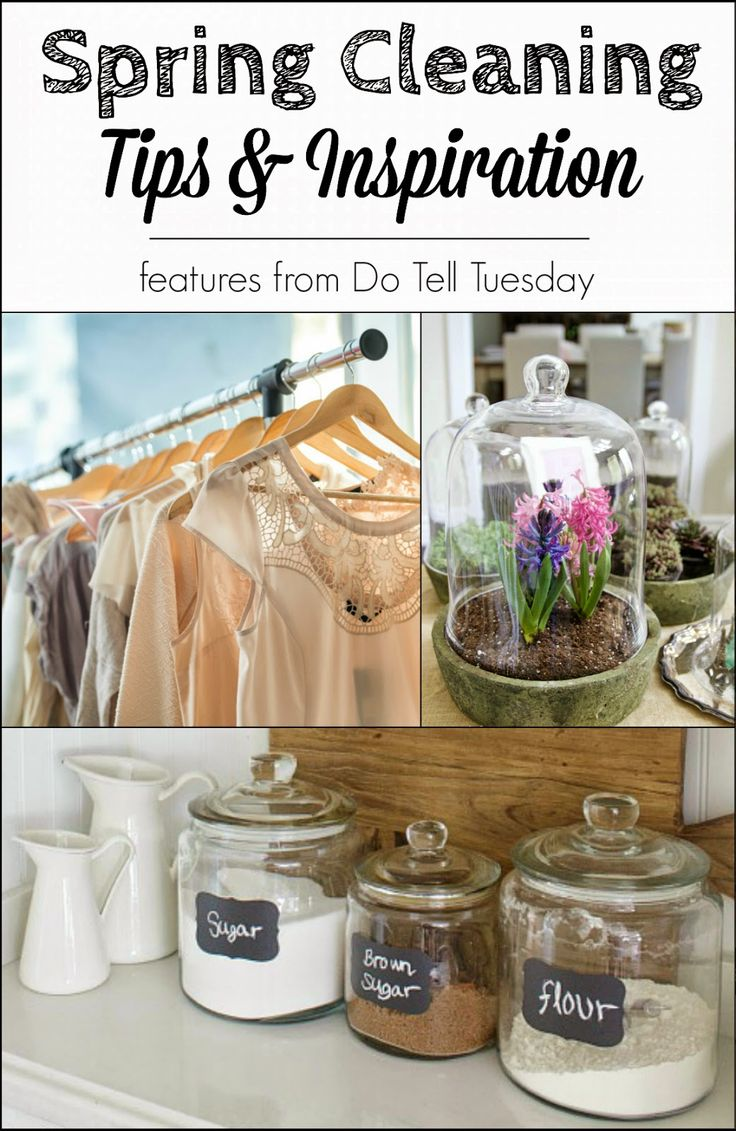 17 best images about cleaning household ideas on pinterest What month is spring cleaning