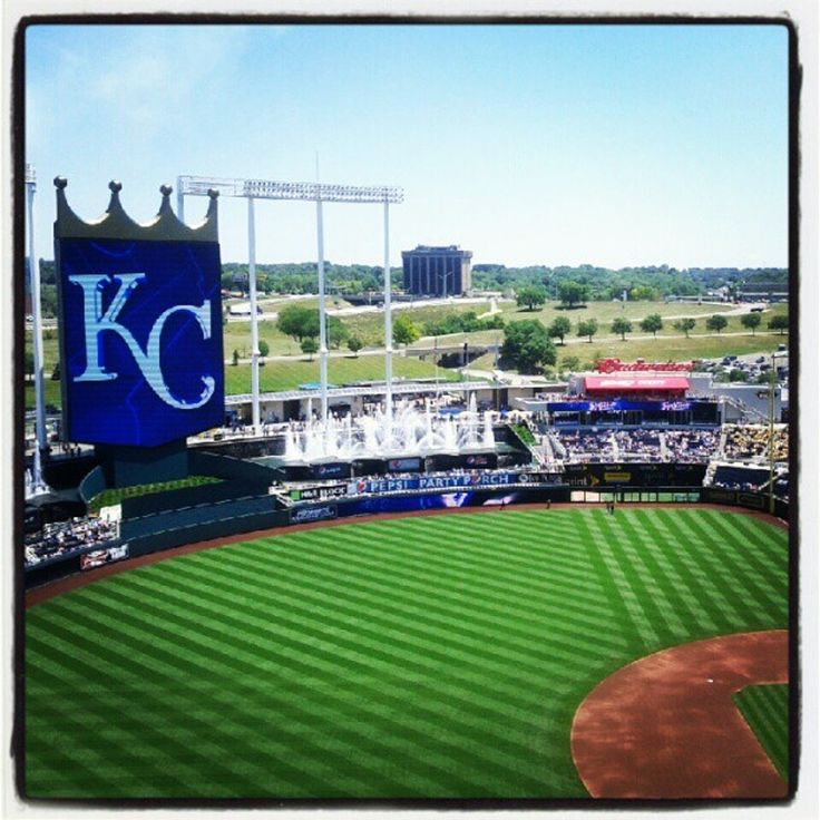 Baseball Stadium in Kansas City, MO
