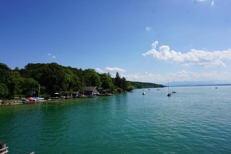 **Starnberger See (picture perfect Bavarian lake, very popular in summer) - Starnberg, Germany