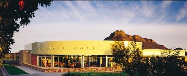 Royal Mail Hotel - Dunkeld, Australia - near the Grampians, and has best restaurant in Australia