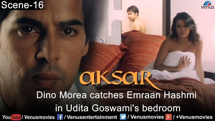 cool Dino Morea catches Emraan Hashmi in Udita Goswami's bedroom (Aksar)