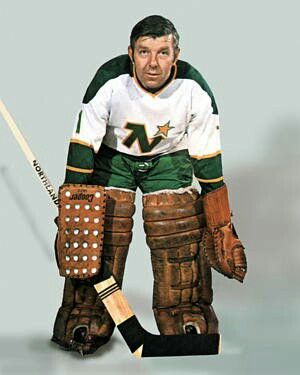 Gump Worsley | Minnesota North Stars | NHL | Hockey