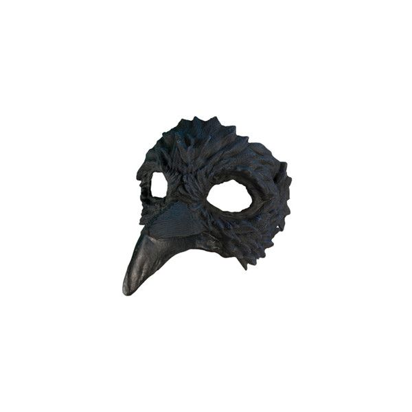 Adult Raven Halloween Costume Half Mask ($20) ❤ liked on Polyvore featuring costumes, masks, accessories, fillers, costume, raven, adult costume, adult halloween costumes and raven denim