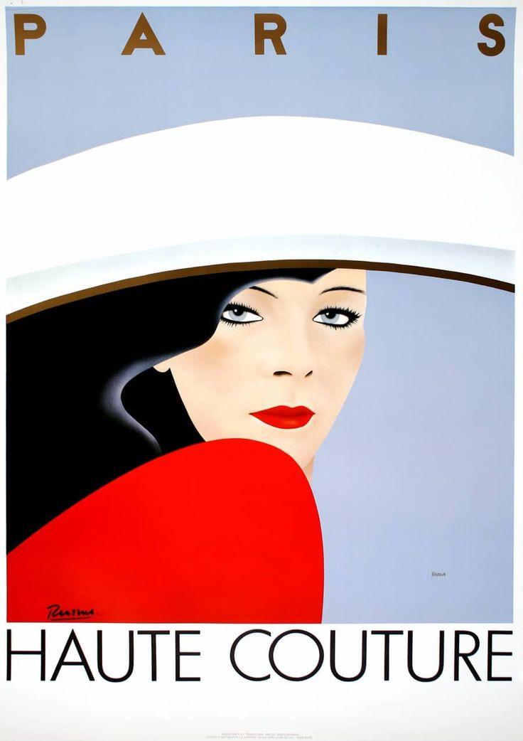 Párizs HAUTE COUTURE HAT által RAZZIA