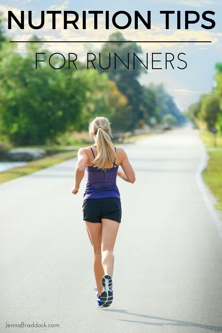 BEFORE your next race PLEASE read these simple nutrition tips for runners. The right fueling strategy can make or break your training and race. This is perfect for runners of all levels. Share with your favorite runner and let
