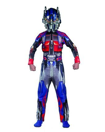 Transformers Optimus Prime Quality Child Costume | Wholesale Clearance Halloween Costumes for Boys