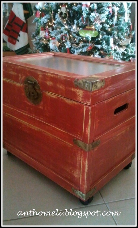 change your wooden trunk anthomeli.blogspot.com: DIY Πως μετατρέψαμε το μπαούλο μας!