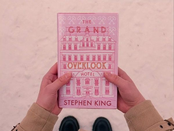 When Two Famous Hotels Meet: The Grand Budapest and The Shining's Overlook Hotel