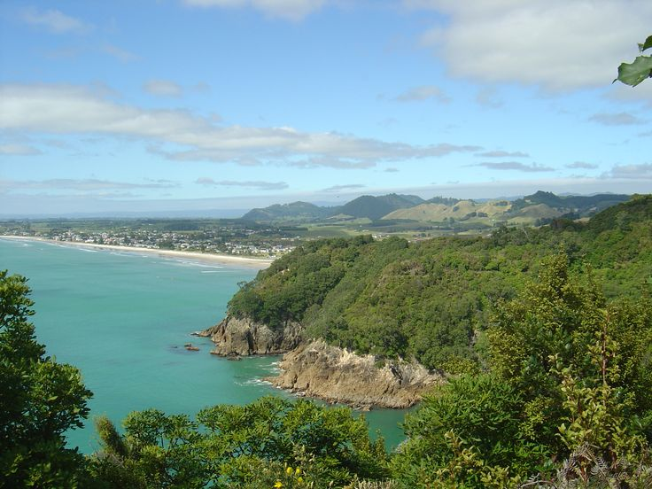 Waihi beach in New Zealand is definitely the bay of plenty...