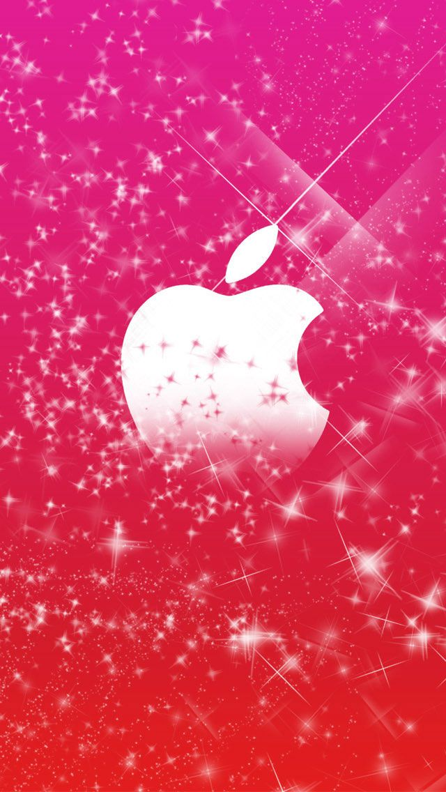 Pink Lighting Wallpaper For Iphone